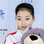 李子君 フィギュアスケートでナンバーワンの可愛さ 【妖精李子君ちゃん画像】