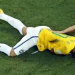 ネイマールが怪我! ワールドカップで腰椎骨折!復帰はいつ?
