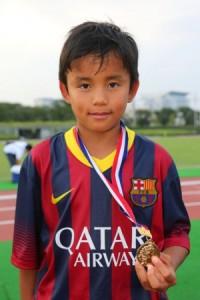 久保建英君の凄い動画!日本サッカー注目の13歳!U-15日本代表メンバーに!